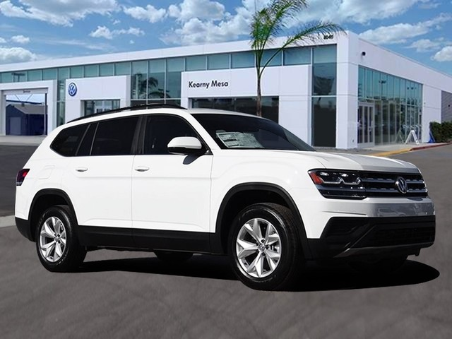 New 2020 Volkswagen Atlas 2.0T S