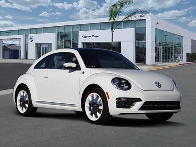 New 2019 Volkswagen Beetle Sel Final Edition