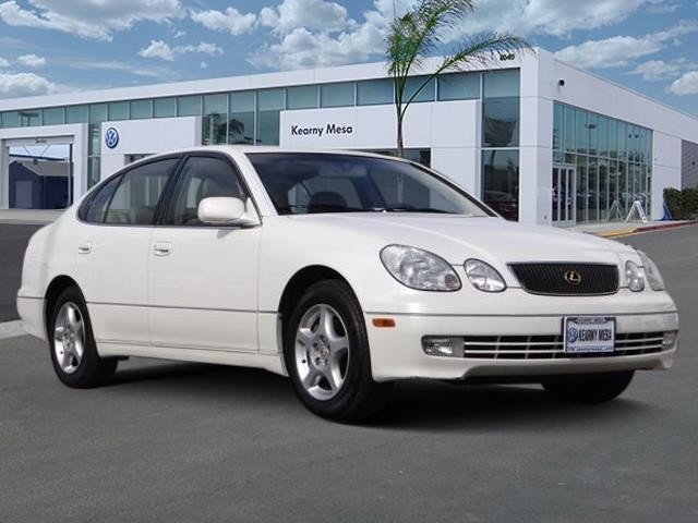 Pre-Owned 1999 Lexus GS 300 Luxury Perform Sdn