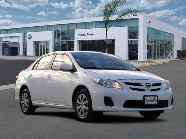 Pre Owned 2011 Toyota Corolla LE