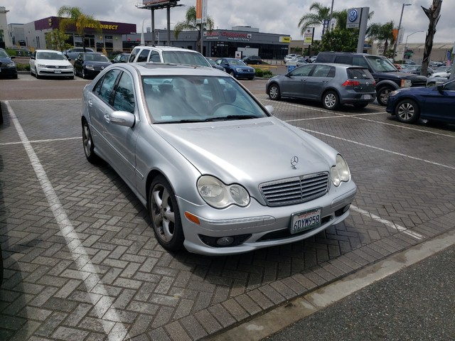 Pre-Owned 2006 Mercedes-Benz C-Class Sport