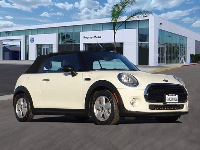 Pre-Owned 2017 MINI Convertible Cooper