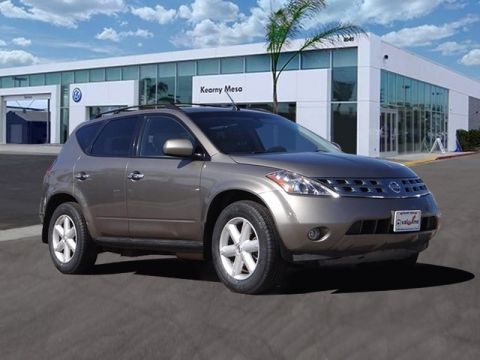 Pre-Owned 2004 Nissan Murano SE