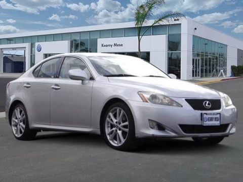 Pre-Owned 2007 Lexus IS 250 IS 250