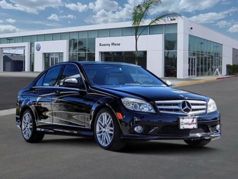 Pre-Owned 2009 Mercedes-Benz C-Class 3.0L Sport